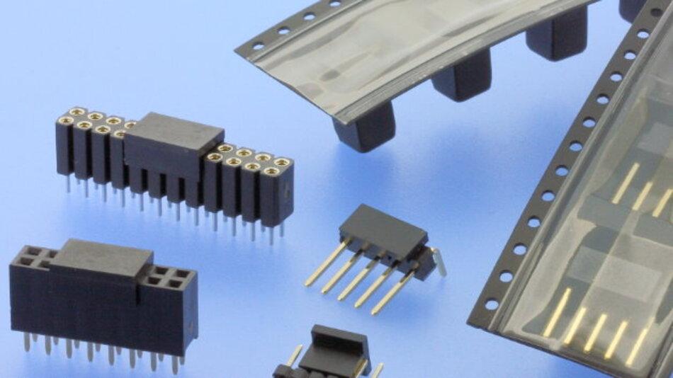 THR-fähige Steckverbinder sparen vor allem Fertigungskosten. Möglich ist das durch das zeitgleiche Verlöten von THT-  und SMT-Steckverbindern in einem einzigen Reflow-Lötgang.