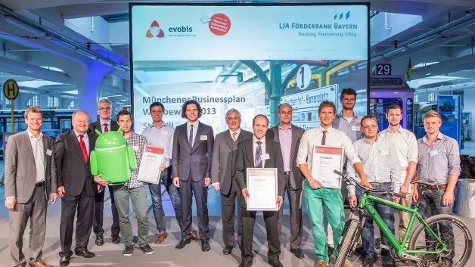 Beim Münchener Businessplan Wettbewerb 2013 standen durchgehend Konzepte aus IT, Elektronik und Life Sciences im Mittelpunkt.