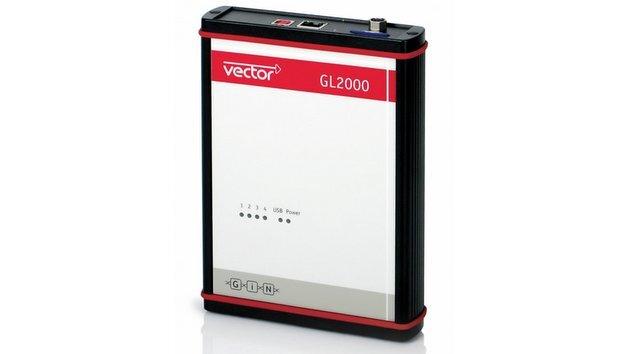 Der Datenlogger GL 2000 von Vector.