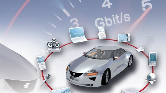 The MOST Cooperation is requesting a physical layer with a data rate capacity of 3 to 5 Gbit/s for the next generation.