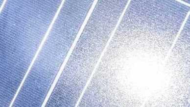 Der TÜV Rheinland untersucht die Reflexion des Sonnenlichts an PV-Modulen sowie die Blendungen durch große Solaranlagen