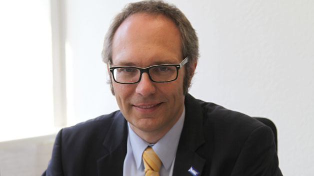 Dr. Christoph Jäkel, Regional Director Battery Materials North America and Europe bei BASF.