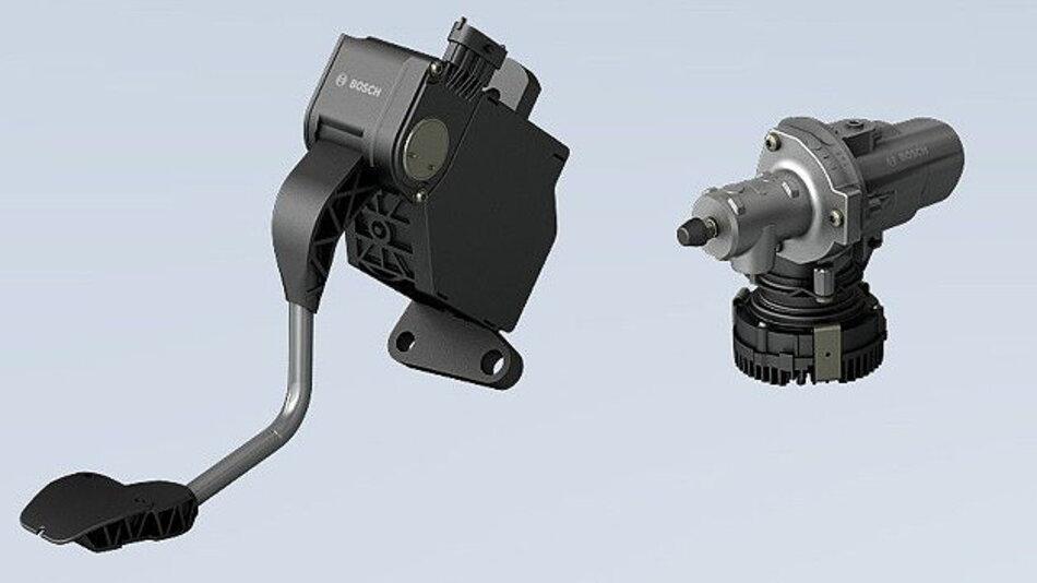 Die elektronisch geregelte Kupplungsbetätigung schließt die Lücke zwischen Automatik- und Handschaltung. Darüber hinaus ermöglicht die eClutch die spritsparende Segelfunktion.