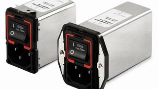 Einstufige IEC-Steckerfilter