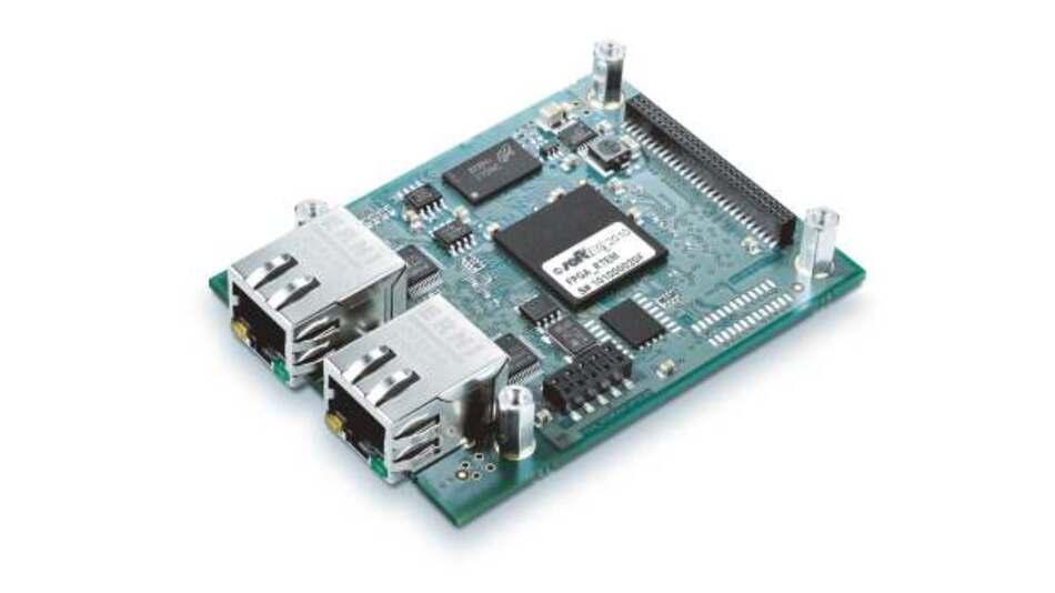 Die FPGA-Technologie ermöglicht die flexible Realisierung von Industrial-Ethernet-Lösungen auf Basis verschiedener Realisierungsansätze.