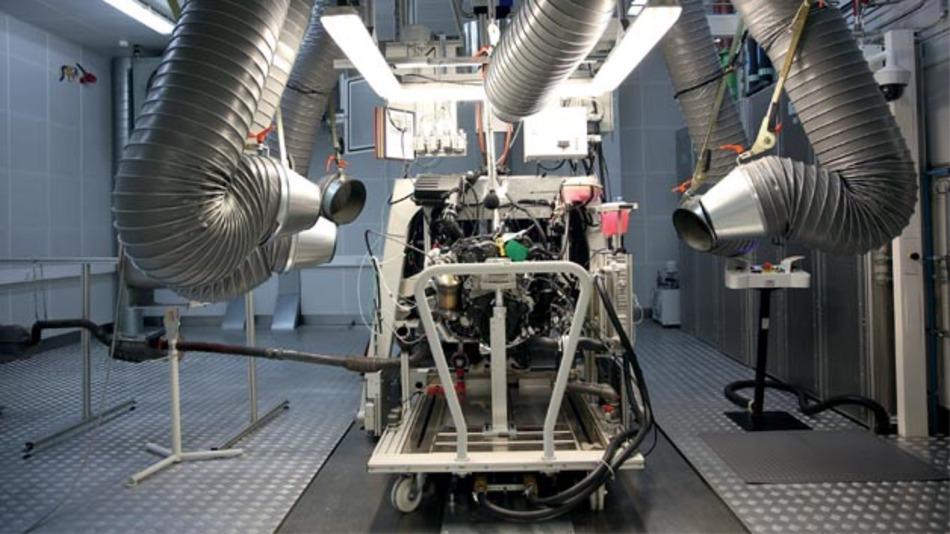 Im Motorenwerk Changchun wird die neueste Generation der EA888-Motoren vom Band laufen.