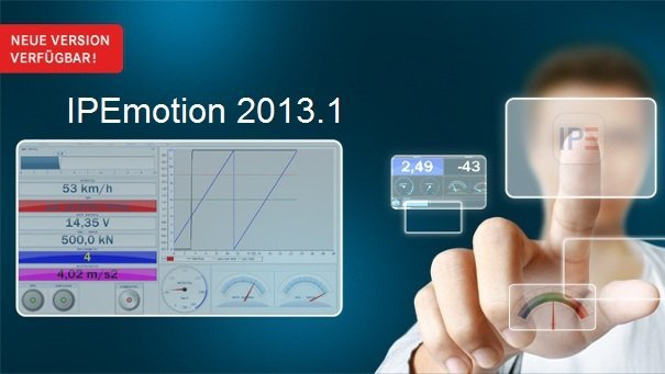 Online-Messdatenerfassung und Auswertung mit IPEmotion Release 2013.1.