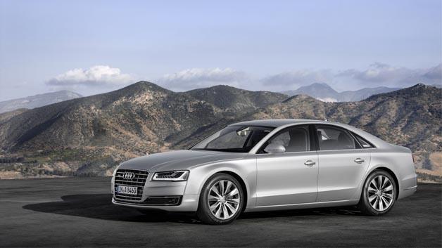 Das neue Flagschiff des Ingolstädter Automobilherstellers: Der Audi A8.