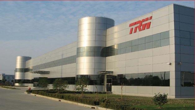 Die Fertigung der elektrischen Zahnstangenlenkung für den chinesischen Markt erfolgt im TRW-Werk in Anting.