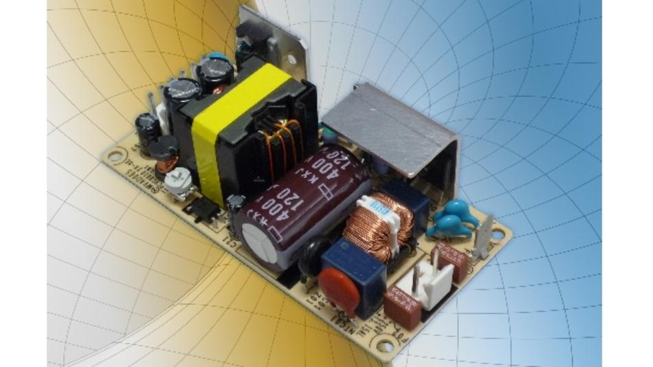 Gerade einmal 50,8 mm x 101,6 mm x 33,02 mm groß sind die Netzteile »MVAD040« und »MVAD065«.