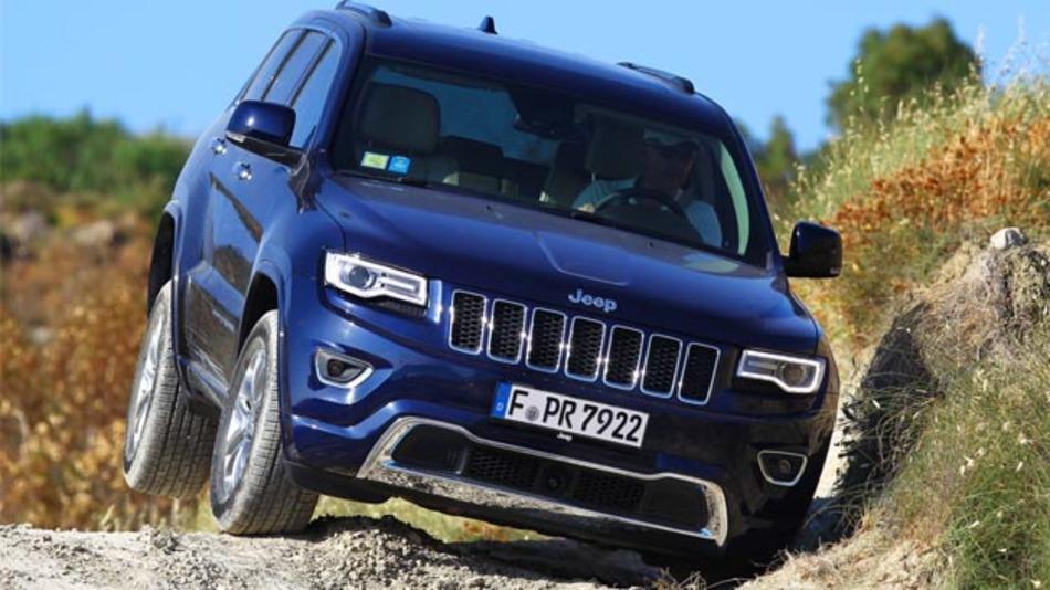 Jeep-Fertigung bald in China?