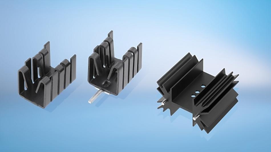 Unter der Marke CTX Thermal Solutions bietet Contrinex ein umfassendes Spektrum an Leiterplattenkühlkörpern