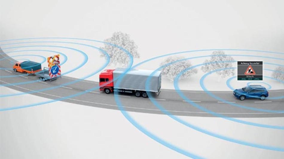 Volkswagens neue Fahrerassistenzsysteme sollen helfen, die Vision Zero zu verwirklichen.