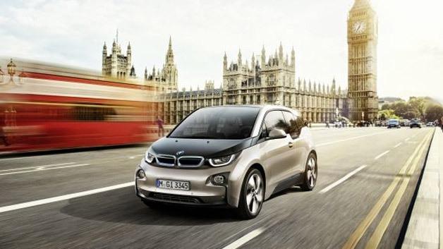 Der BMW i3
