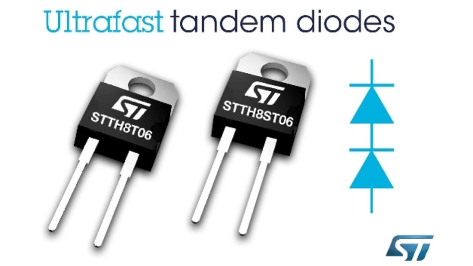 Die Leistungsfähigkeit der neuen Tandem-Dioden reicht bereits nahe an die von Siliziumkarbid-Dioden heran, die allerdings in der Regel um mindestens 30 Prozent teurer sind.