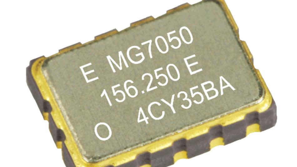 Oszillatoren der neuen Baureihe MG-7050