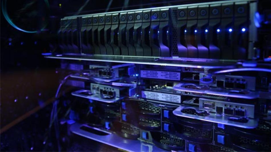 Intel Atom C2000 im Rechenzentrum