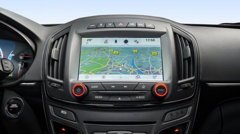 Das Infotainment-System des Opel Insignia bekommt eine neu entwickelte Benutzerschnittstelle.