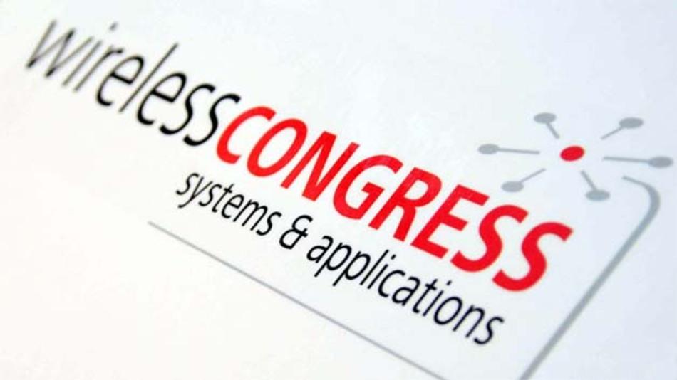 Hochkarätige Informationen bietet auch heuer wieder der Wireless Congress - Systems and Applications im November in München.
