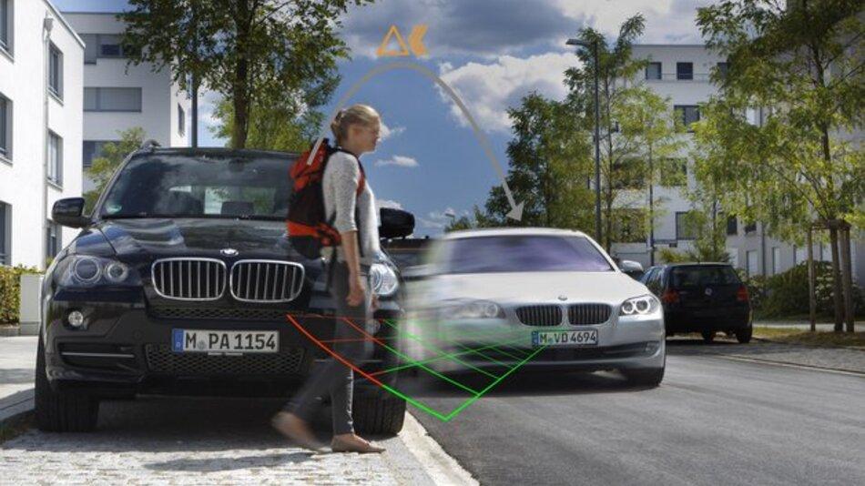 Mehr Verkehrssicherheit durch kooperative Ansätze.
