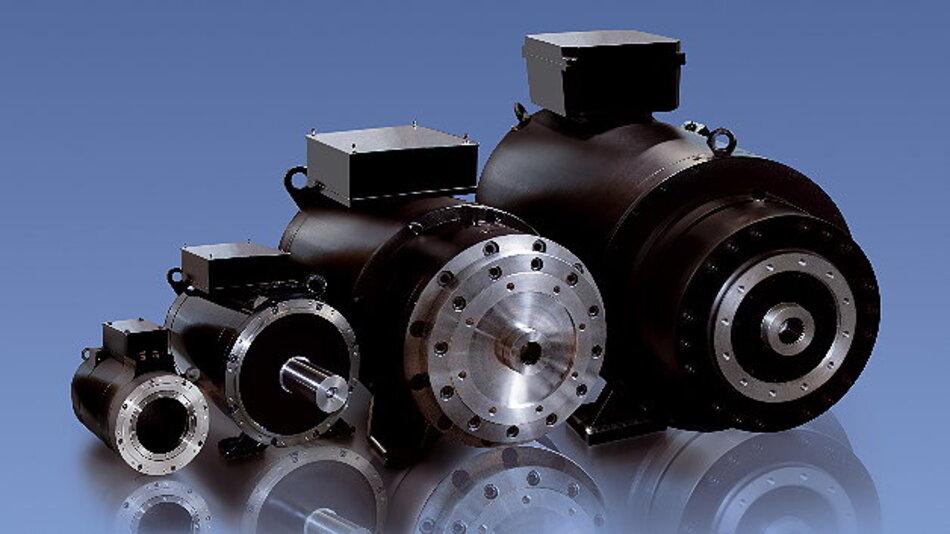High-Torque-Motoren