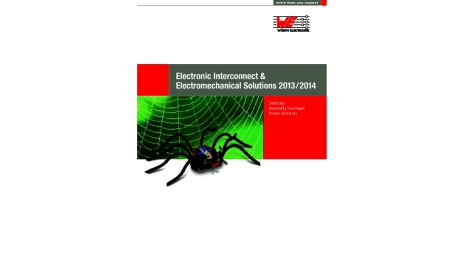 Neuer Katalog für Verbindungstechnik, Schalter & Taster und Stromversorgungselemente