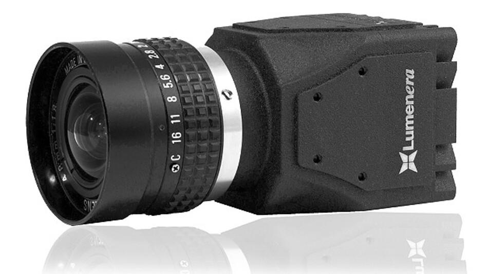 Die USB-3.0-Kameras der Serien Lt225 und Lt425 von Lumenera erreichen Bildraten bis 180 Frames/s.