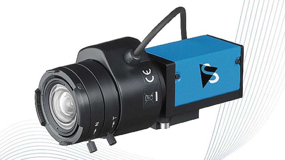 Mit einer Auto-Iris-Funktion ausgestattet sind die neuen Gigabit-Ethernet-Kameras von The Imaging Source.