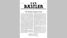 Titel 01 - 4. Januar 1927: Mit dem Bastler fing alles an