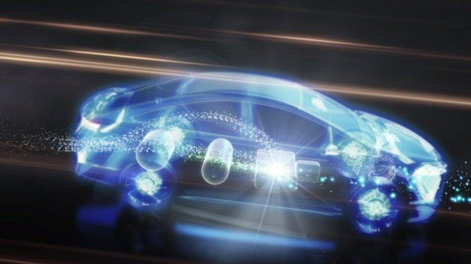Toyota hält zahlreiche Patente für Hybrid- und Elektrofahrzeuge.