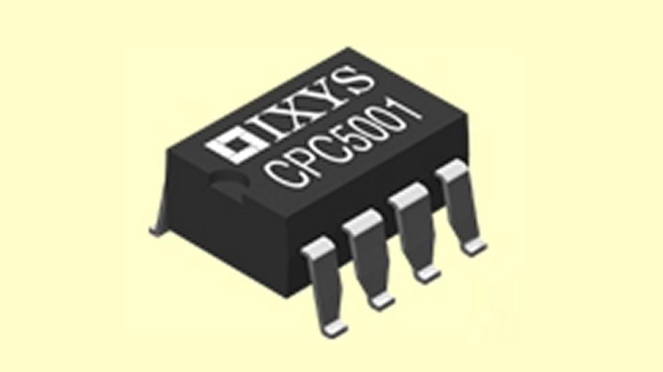 Der bidirektionale Optokoppler CPC5001 erreicht eine Datenübertragungsrate von 5 Mbit/s.