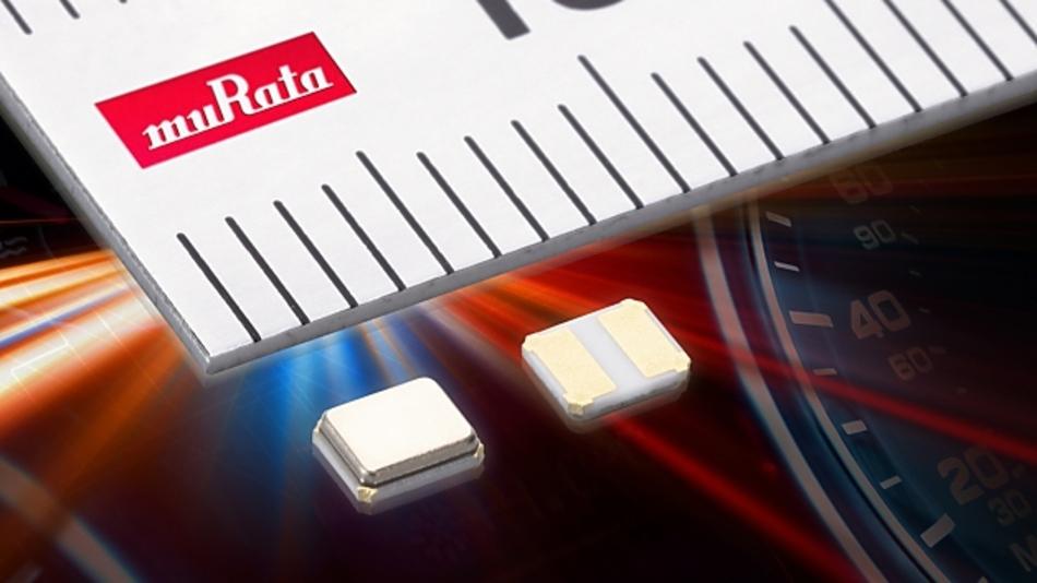 Ultrakompakte Quarzeinheit für Automotive-Anwendungen