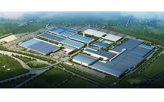 Im neuen Werk von Changan PSA Automobile soll eine Jahresproduktion von 200.000 Fahrzeugen möglich sein.