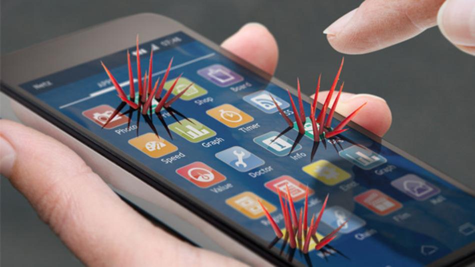 Jede App kann ein potenzielles Sicherheitsrisiko für ein Unternehmen sein.