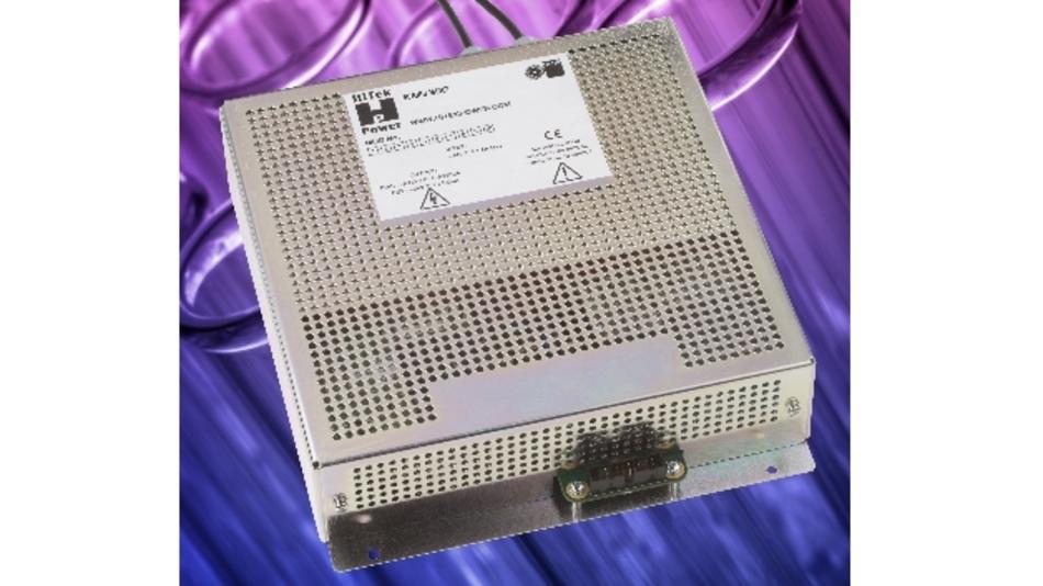 Dank des modularen Konzepts lassen sich die Stromversorgungsmodule der »MSRD«-Serie leicht anpassen.