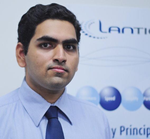 Erster Teilnehmer des Programms wird Shiva Shankar Subramanian sein, Mitarbeiter von Lantiq in Singapur.