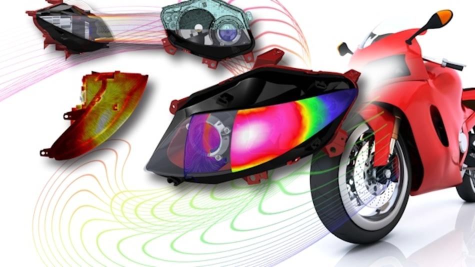 FloEFD-Software mit Strahlungsmodellierung und Multicore-Vernetzung