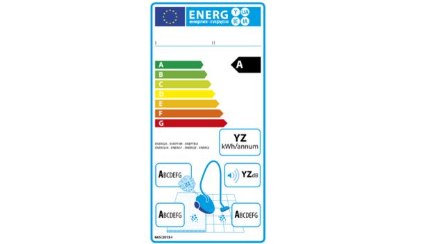 bsh bosch und siemens hausger te gmbh neues energie label f r staubsauger erleichtert. Black Bedroom Furniture Sets. Home Design Ideas