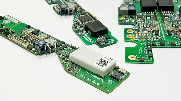 Der Mannheimer Distributor GvA Leistungselektronik GmbH erweitert sein Angebot mit dem IGBT-Treiber von Amantys.