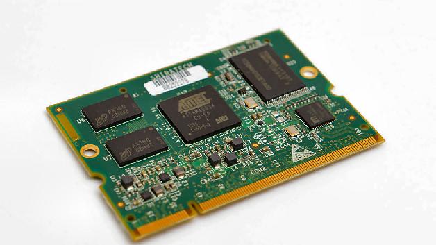 System-on-Module-Plattform für ARM-Cortex-A5-basierte Entwicklung