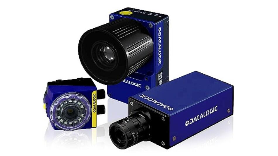 Die Vision-Sensoren und Smart Cameras von Datalogic Automation gibt es jetzt bei Framos.