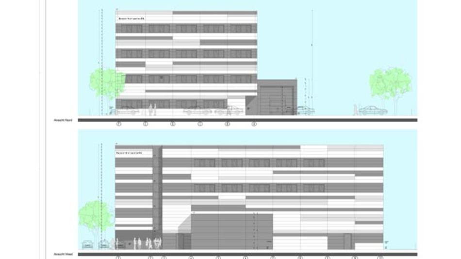 Im Herbst 2014 soll es fertig werden, das neue Fahrzeugakkustikzentrum von Bertrandt.