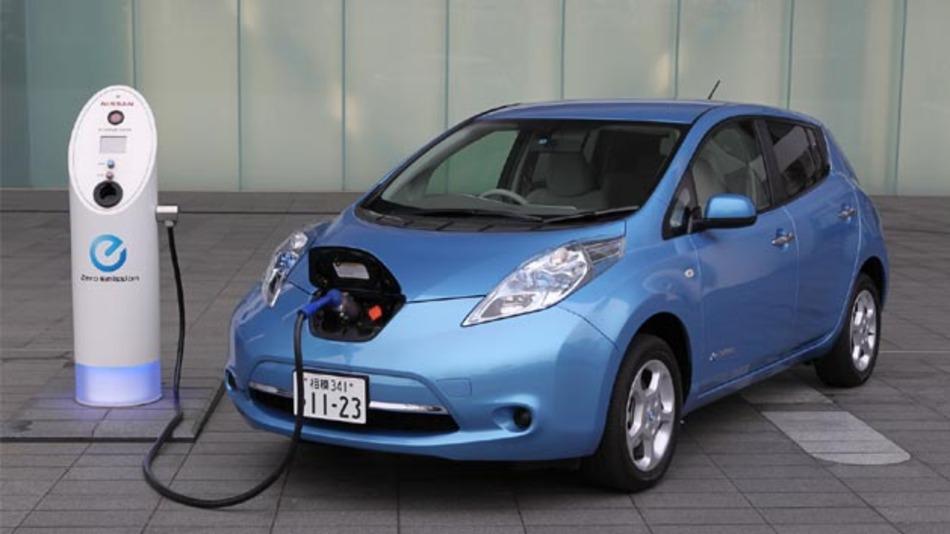 Erfolgreich mit dem Leaf: Nissan verkaufte bereits weltweit 83.000 Exemplare.