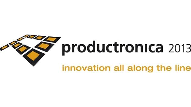 Die productronica 2013 läuft vom 12. bis 15. November