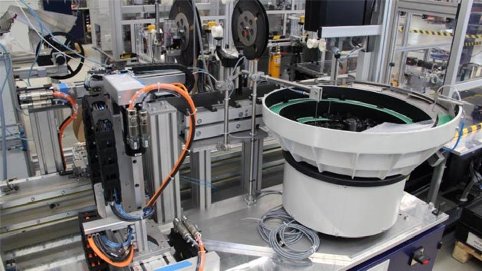 Bei TE Connectivity in Dinkelsbühl werden beispielsweise Montagemodule für Kunststoffgehäuse gefertigt.