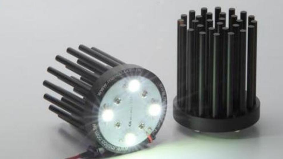LED-Kühlkörper