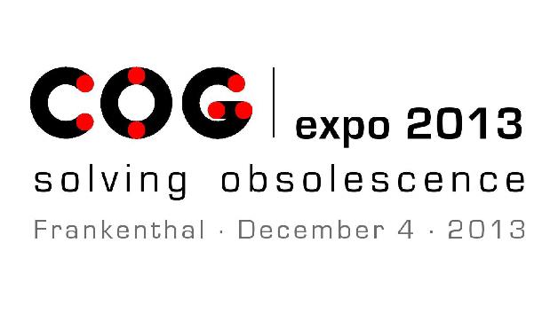 COG expo 2013 stellt Strategien für den Umgang mit abgekündigten Elektronikkomponenten vor