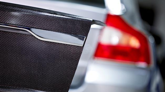 Im Rahmen eines Forschungsprojektes hat Volvo Energiespeicher entwickelt, die herkömmliche Fahrzeugteile ersetzen können.