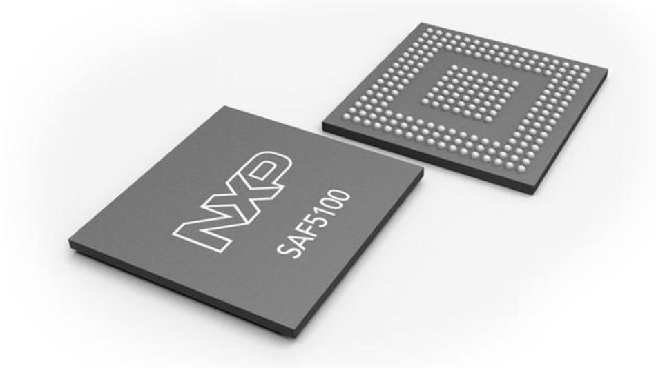 Der Software-Defined-Radio-Prozessor SAF5100 von NXP.