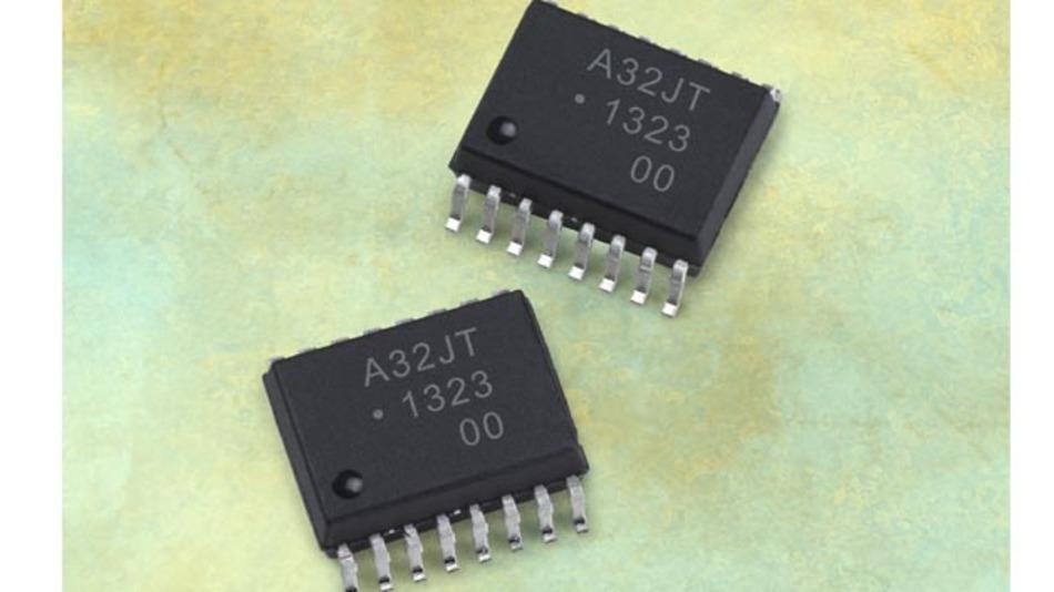 Gate-Treiber Optokoppler ACPL-32JT mit integrierter Flyback-Steuerung